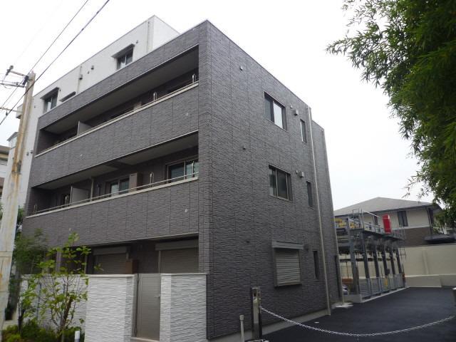 帝塚山 徒歩3分 1階 2LDK 賃貸マンション