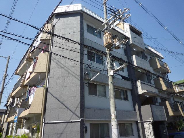 杉本町 徒歩3分 2階 2DK 賃貸マンション