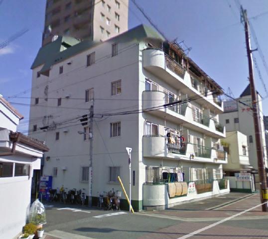 鶴ヶ丘 徒歩5分 3階 2LDK 賃貸マンション