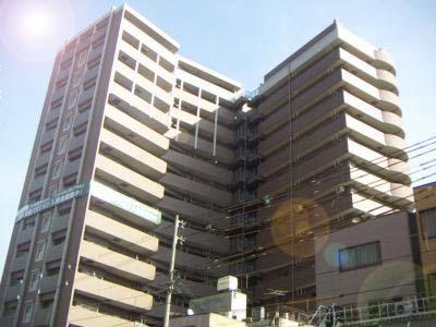 阿倍野 徒歩1分 4階 1LDK 賃貸マンション