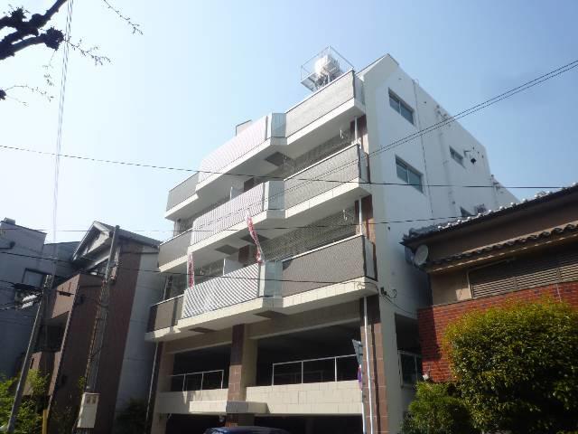 鶴ヶ丘 徒歩1分 4階 2LDK 賃貸マンション