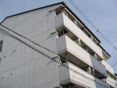 矢田 徒歩8分 5階 1K 賃貸マンション