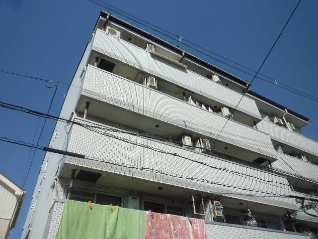 矢田 徒歩8分 4階 1K 賃貸マンション