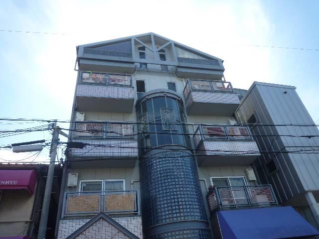 矢田 徒歩7分 4階 1K 賃貸マンション