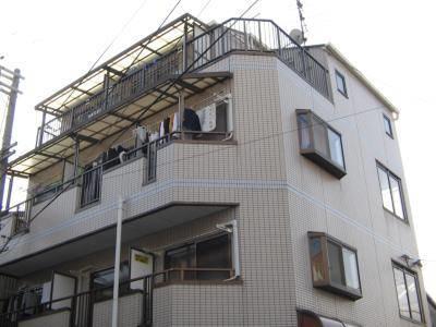 野江内代 徒歩15分 3階 1K 賃貸マンション