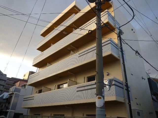 細井川 徒歩4分 2階 1K 賃貸マンション