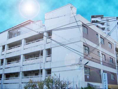 杉本町 徒歩10分 4階 2K 賃貸マンション