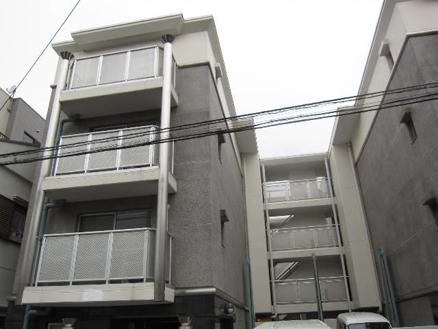 鶴ヶ丘 徒歩12分 4階 1LDK 賃貸マンション