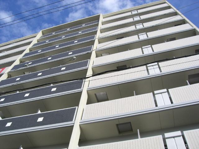 住吉東 徒歩12分 7階 1K 賃貸マンション