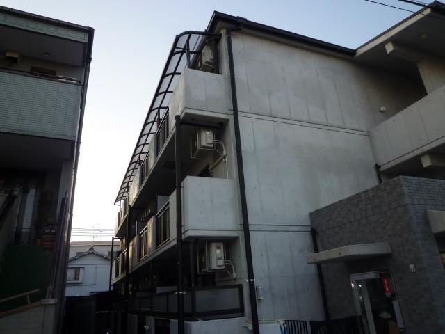 沢ノ町 徒歩4分 3階 1K 賃貸マンション