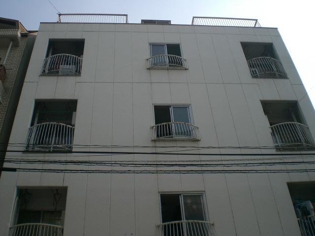 長居 徒歩7分 4階 1K 賃貸マンション