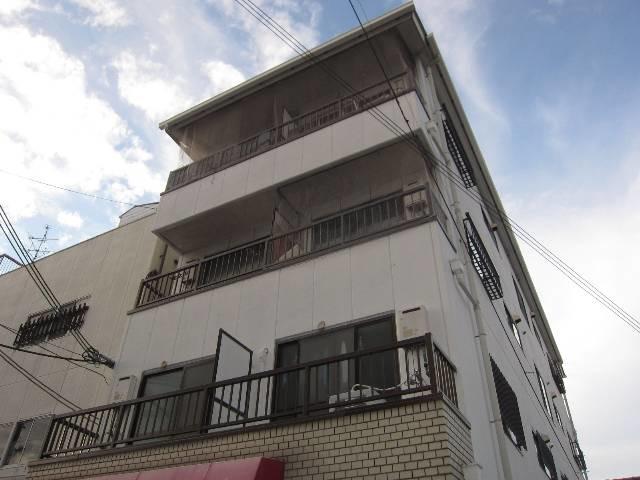 矢田 徒歩5分 3階 1K 賃貸マンション