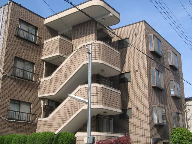 沢ノ町 徒歩4分 3階 2DK 賃貸マンション