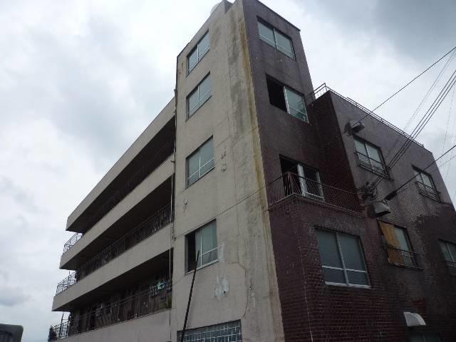 杉本町 徒歩10分 1階 2DK 賃貸マンション