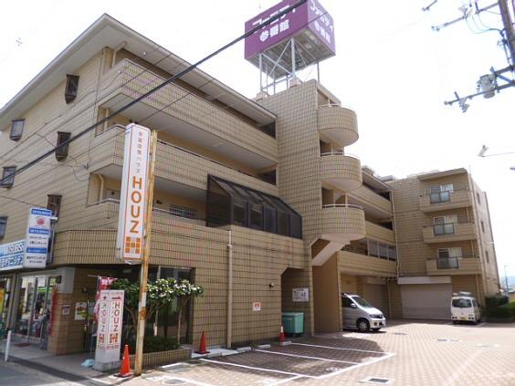 喜志 徒歩2分 4階 3LDK 賃貸マンション