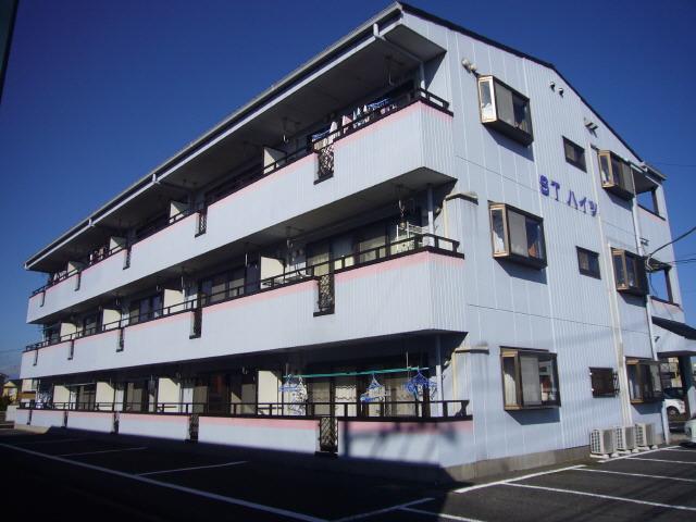 江曽島 徒歩18分 1階 3DK 賃貸アパート