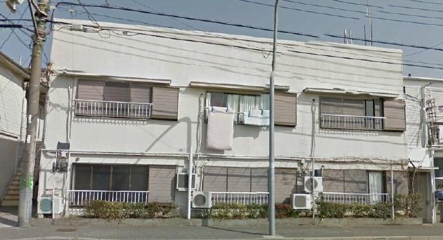 市が尾 徒歩13分 1階 2DK 賃貸アパート