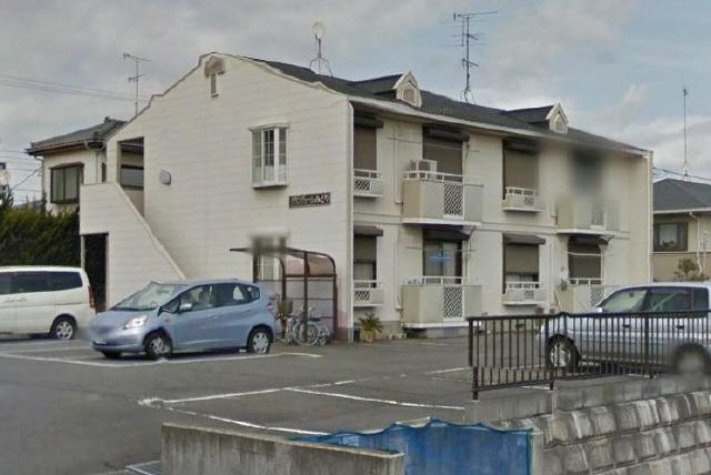 たまプラーザ バス10分 停歩3分 2階 3DK 賃貸アパート