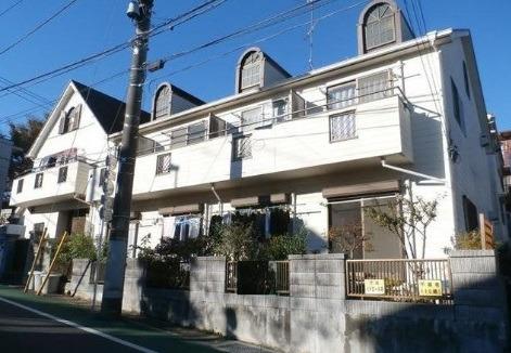 宮崎台 徒歩17分 1階 1K 賃貸アパート