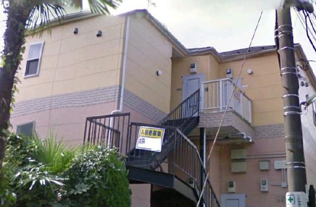 小机 徒歩3分 2階 1R 賃貸アパート
