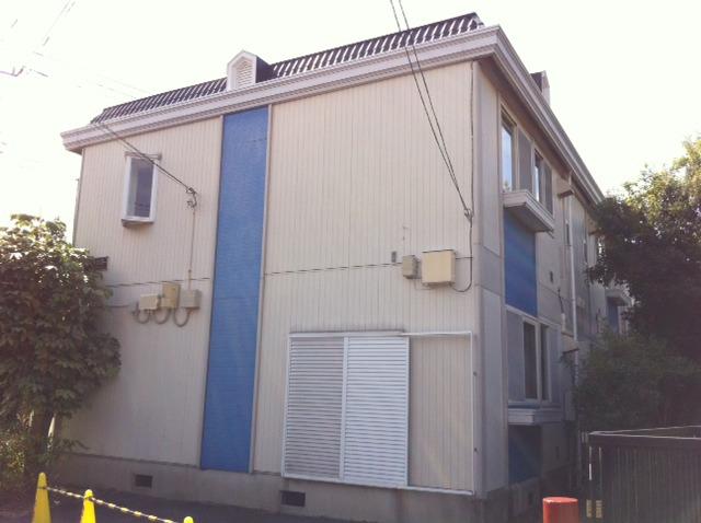 長津田 徒歩20分 2階 3DK 賃貸アパート