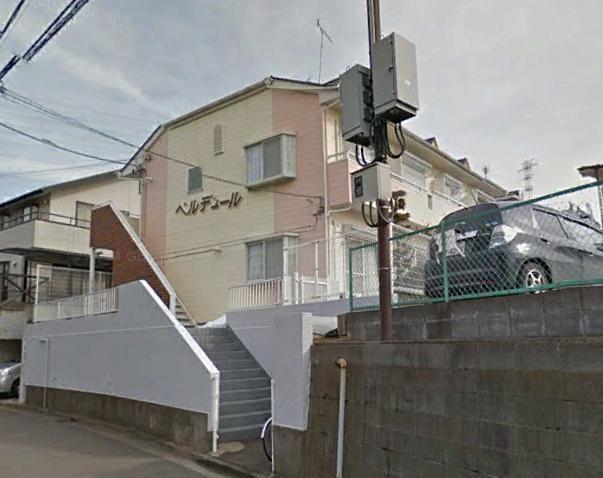 青葉台 徒歩7分 2階 1K 賃貸アパート