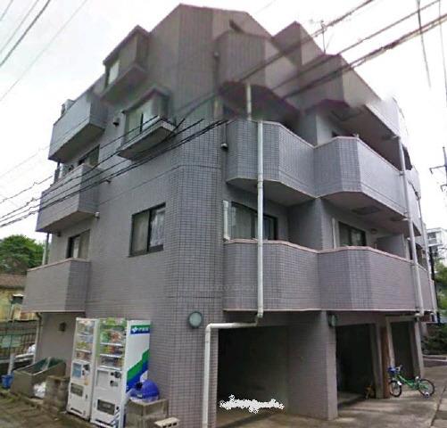 宮崎台 徒歩6分 2階 1K 賃貸マンション