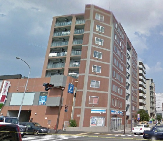 センター北 徒歩2分 4階 1DK 賃貸マンション