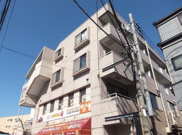 あざみ野 徒歩15分 4階 2DK 賃貸マンション
