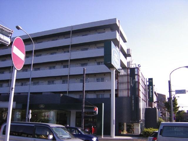 センター南 バス10分 停歩1分 6階 3LDK 賃貸マンション