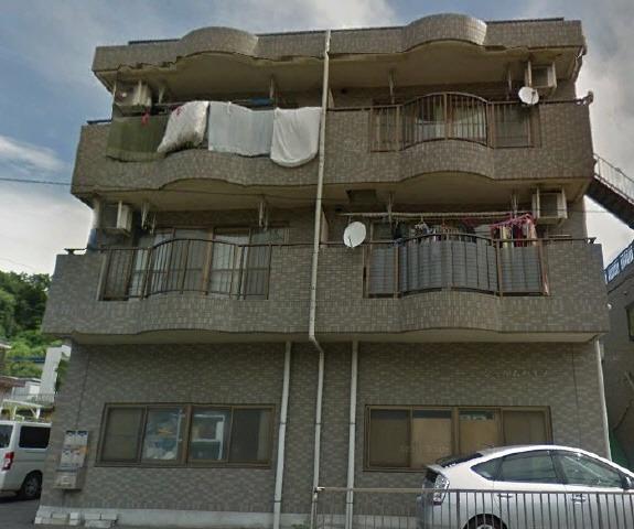 仲町台 徒歩20分 3階 2DK 賃貸マンション
