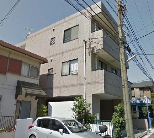 中山 徒歩27分 3階 2DK 賃貸マンション