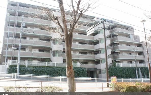 長津田 徒歩12分 4階 2LDK 賃貸マンション
