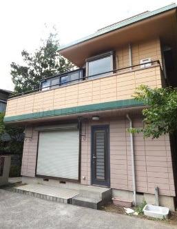中山 バス10分 停歩3分 1-2階 3SLDK 賃貸貸家