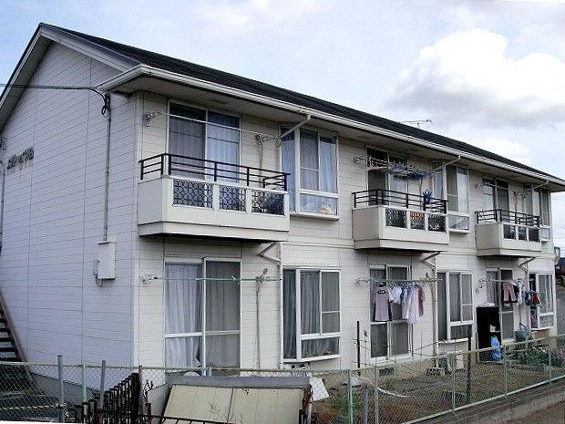 恵我ノ荘 徒歩15分 2階 2LDK 賃貸アパート