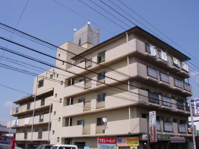 藤井寺 徒歩8分 4階 3LDK 賃貸マンション