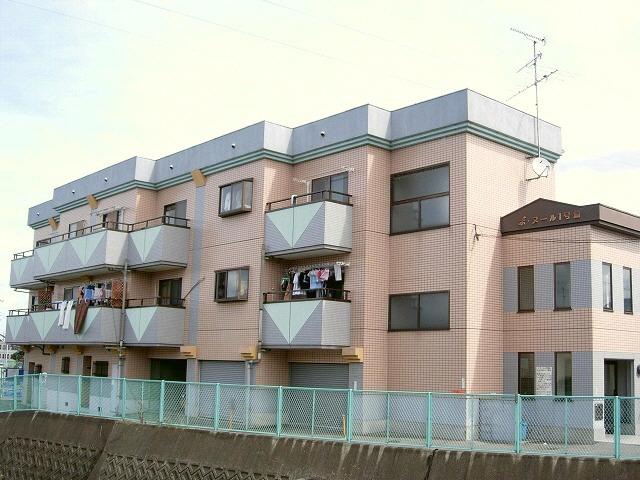 恵我ノ荘 徒歩15分 -階 2DK 賃貸マンション