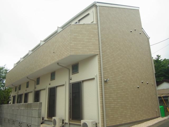 江北 徒歩5分 2階 1K 賃貸アパート