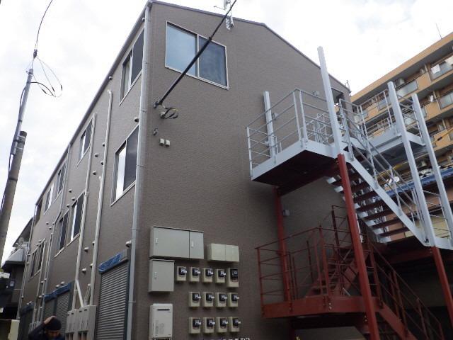 西新井 徒歩18分 1階 1K 賃貸アパート