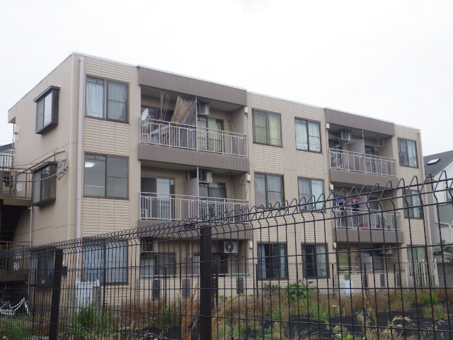 扇大橋 徒歩24分 2階 2DK 賃貸マンション