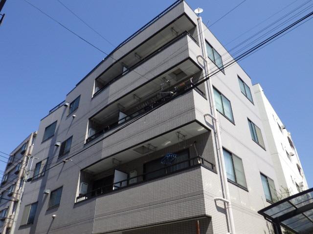 梅島 徒歩18分 4階 1K 賃貸マンション