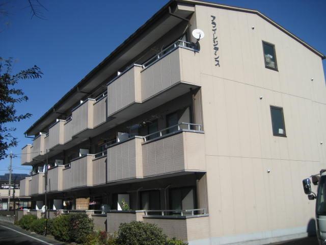 舎人公園 徒歩24分 3階 2DK 賃貸マンション