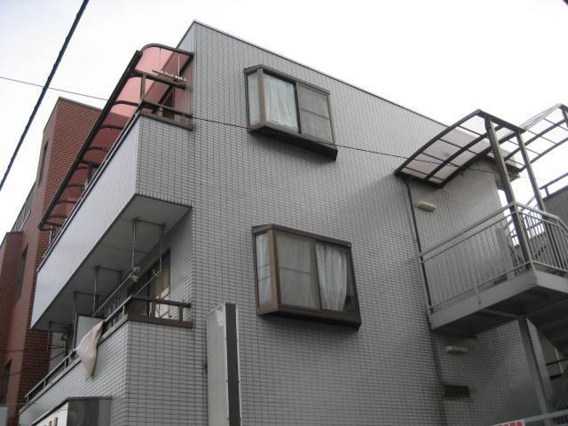 江北 徒歩8分 2階 1K 賃貸マンション