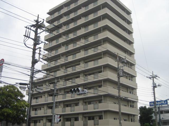 扇大橋 徒歩21分 4階 3LDK 賃貸マンション