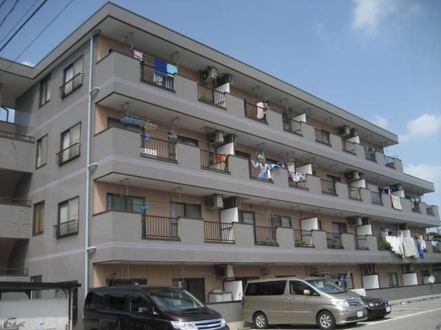 舎人公園 徒歩21分 3階 3DK 賃貸マンション