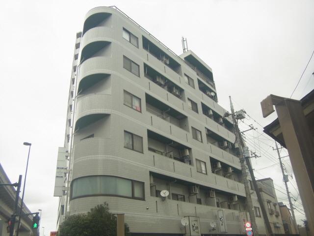 舎人公園 徒歩22分 6階 3DK 賃貸マンション