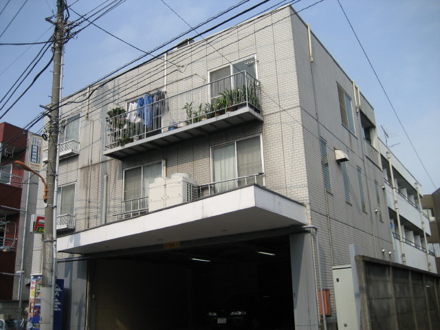 西新井大師西 徒歩14分 2階 1K 賃貸マンション
