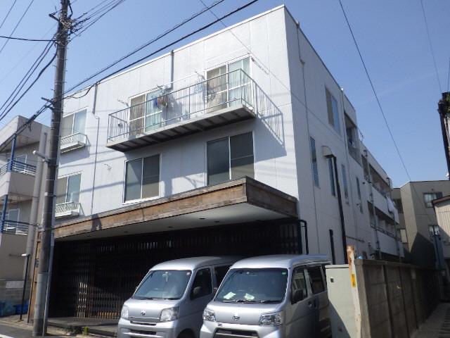 西新井大師西 徒歩14分 3階 1K 賃貸マンション