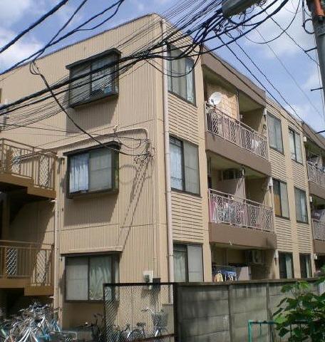 扇大橋 徒歩24分 3階 2DK 賃貸マンション