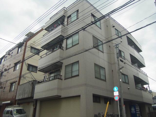 西新井 徒歩4分 2階 1R 賃貸マンション